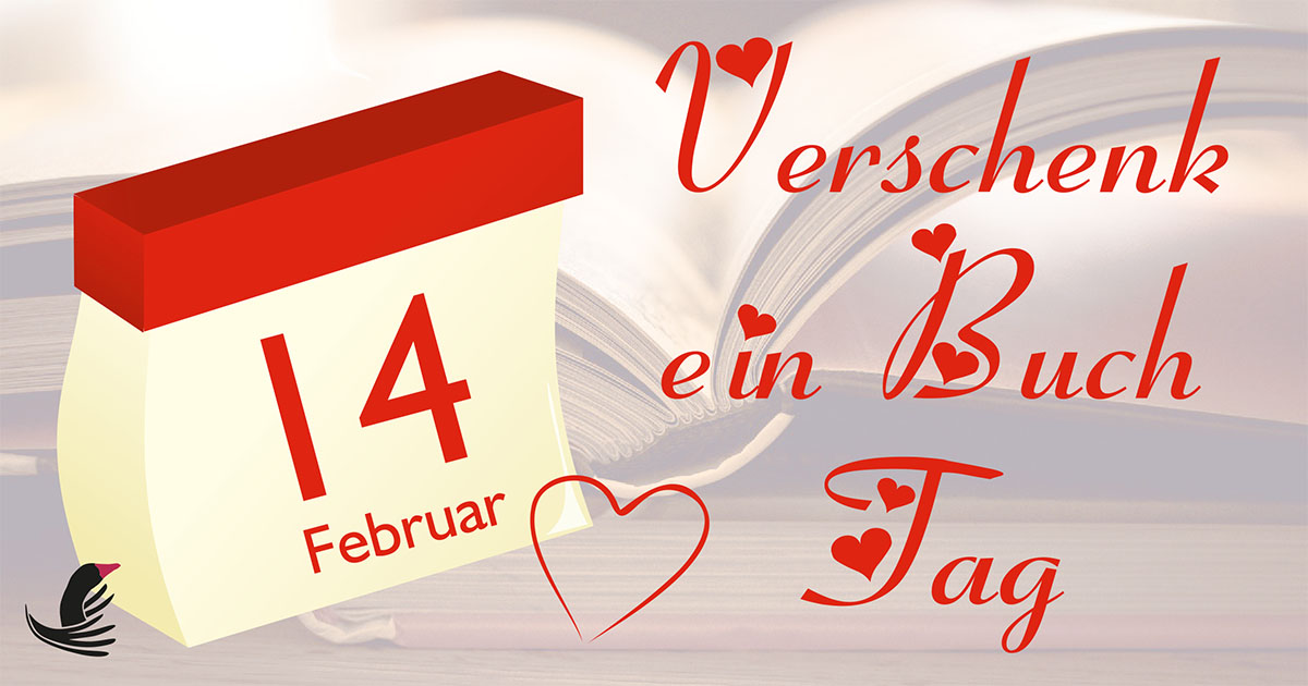 Internationaler Verschenk-ein-Buch-Tag