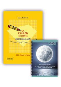 Paket ZAHLEN (er)zählen + Kalender 2020